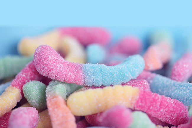 Russell Brand CBD Gummies UK